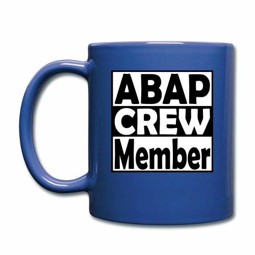 ABAPcrew - Full Color Mug