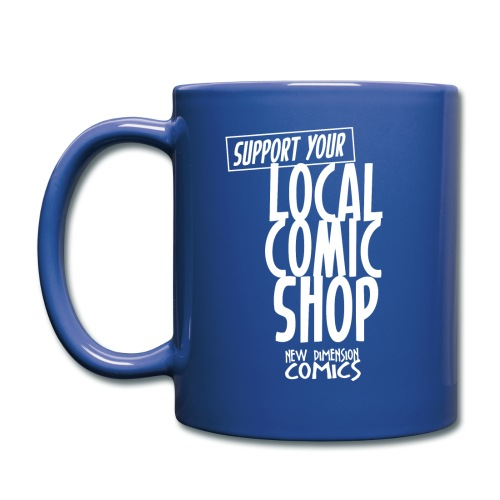 Support Your Local Comic Shop - Full Color Mug