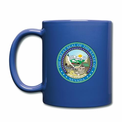 Nevada State RP - Seal - Full Color Mug