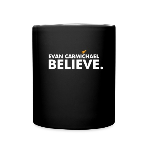 Believe Huge png - Full Color Mug