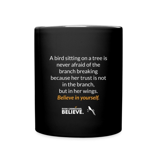 #BelieveBird - Full Color Mug