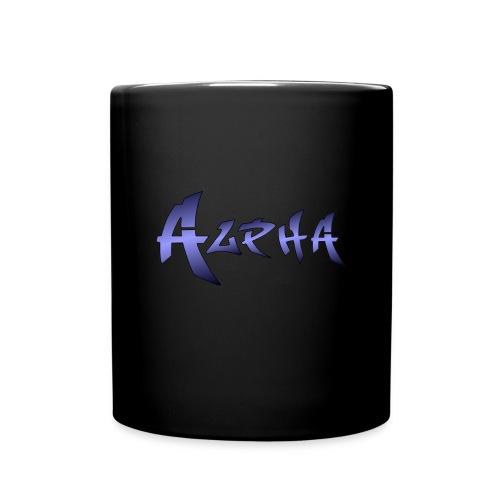 Alpha Black - Full Color Mug