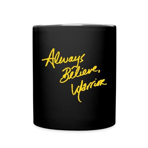 Warrior Signature - Full Color Mug