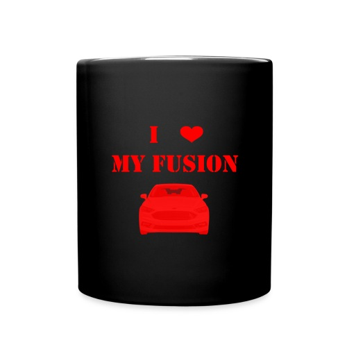 I love my fusion TG - Full Color Mug