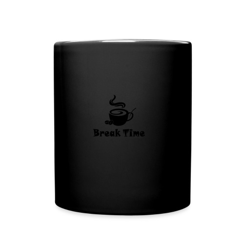 break time - Full Color Mug