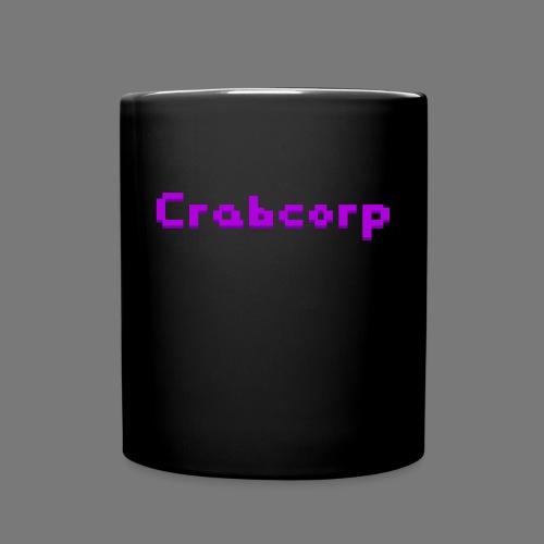 Crabcorp (Purple Logo) - Full Color Mug
