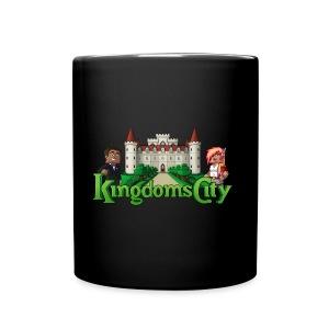 KingdomsCity Logo - Full Color Mug