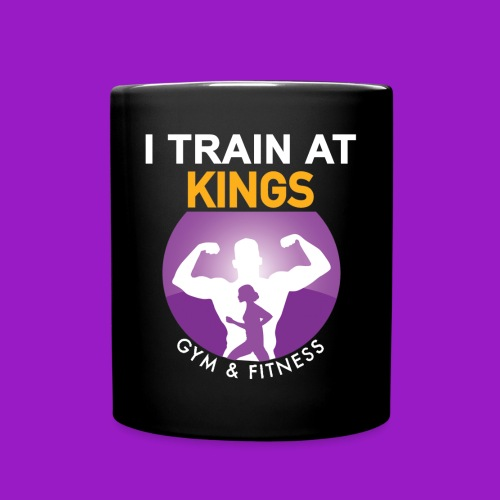 kings gym - Full Color Mug