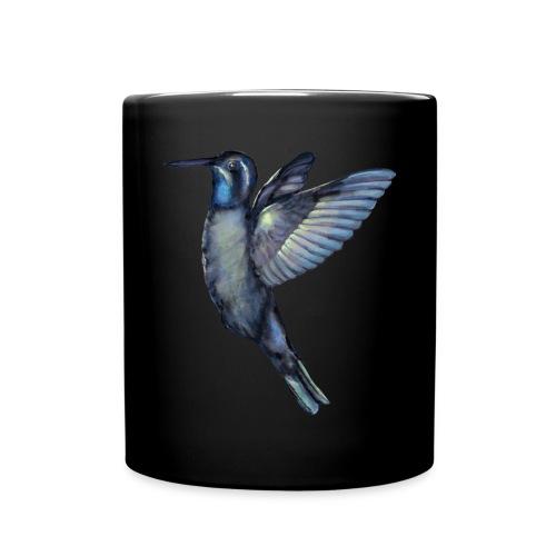 Hummingbird in flight - Full Color Mug