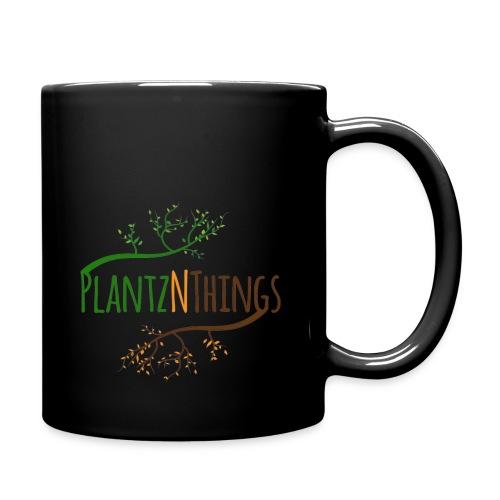 Get the Day Growing (Blue Mug) - Full Color Mug