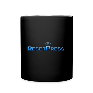 The ResetPress logo - Full Color Mug
