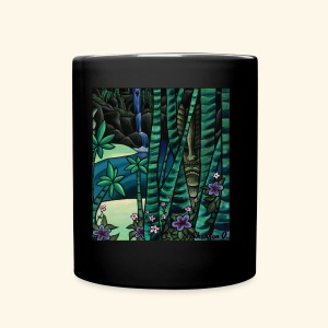 Guarded Cove - Full Color Mug