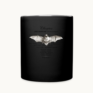 LITTLE BROWN BAT- CAROLYN SANDSTROM - Full Color Mug