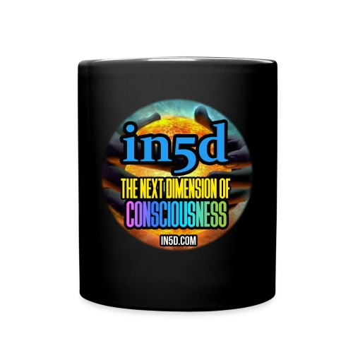 In5D Main Logo - Full Color Mug