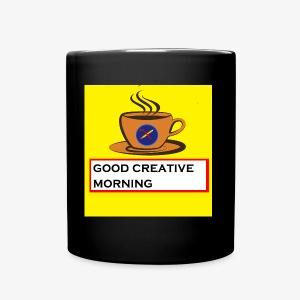 creative morning - Full Color Mug
