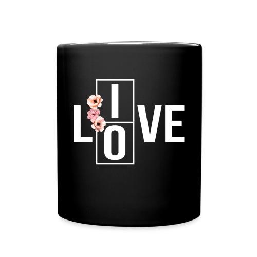 live love - Full Color Mug