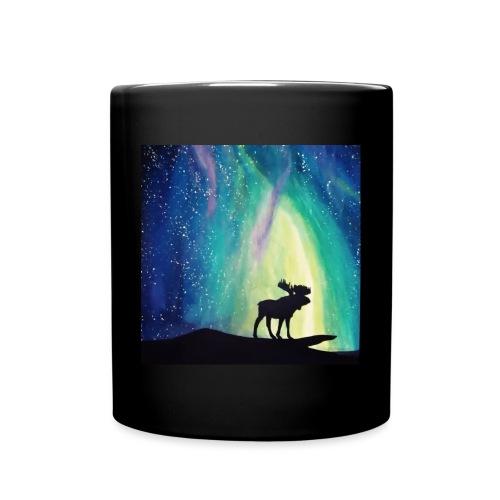 Night Moose - Full Color Mug