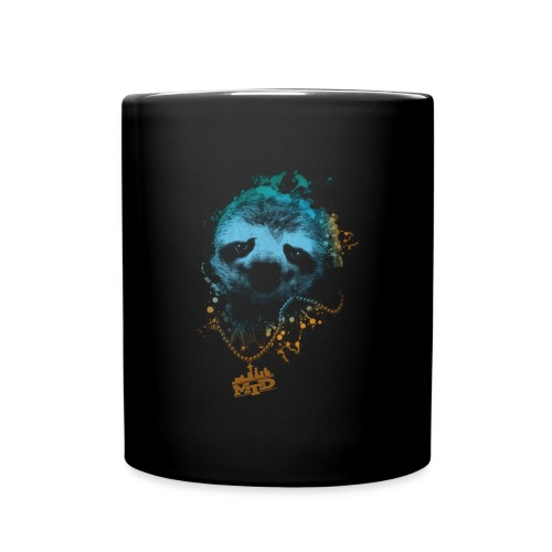 MTD Sloth png - Full Color Mug