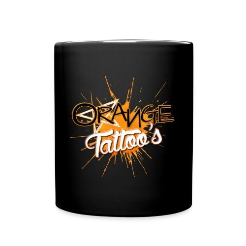 Orange Tattoo's - Full Color Mug