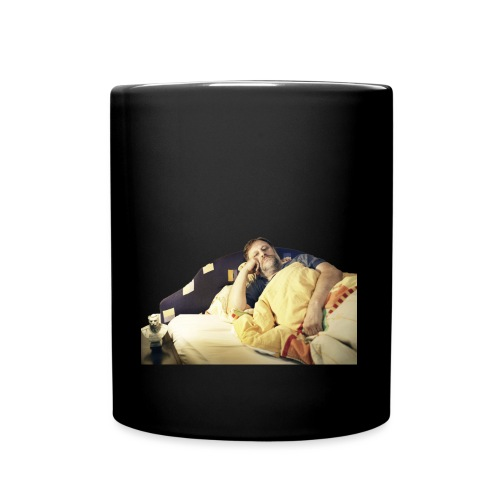 Resting Slavoj - Full Color Mug