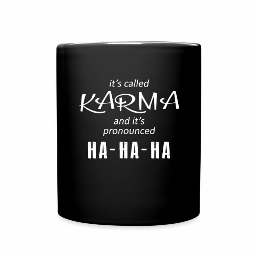 KARMA - Full Color Mug