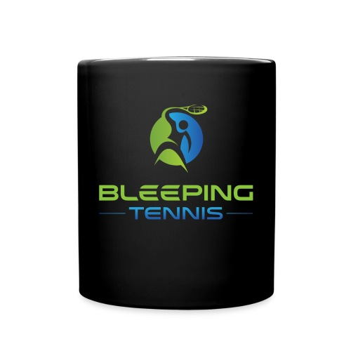 Bleeping Tennis - Full Color Mug