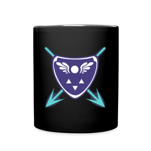 Deltarune Crest - Full Color Mug