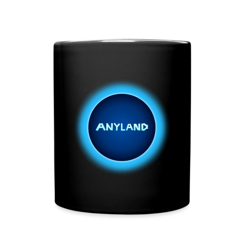 Anyland logo - Full Color Mug