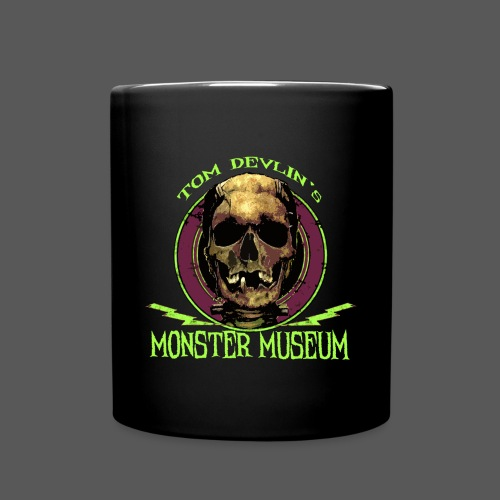 TDMM Skull Logo - Full Color Mug
