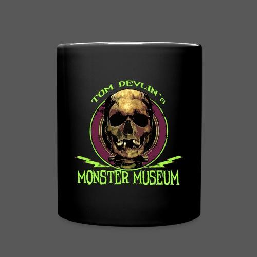 TDMM Skull Logo - Full Color Mug