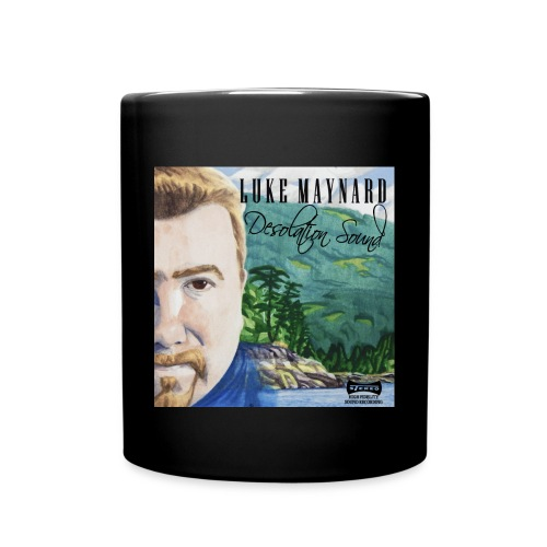 Luke Maynard Desolation Sound cover - Full Color Mug