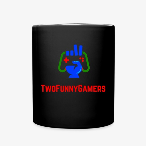 TwoFunnyGamers - Full Color Mug
