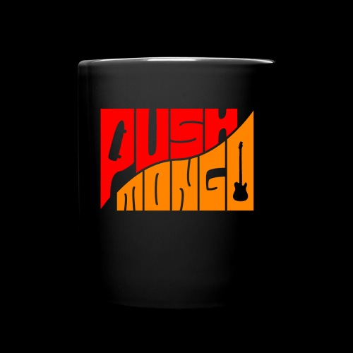 Push Mongo Logo - Full Color Mug
