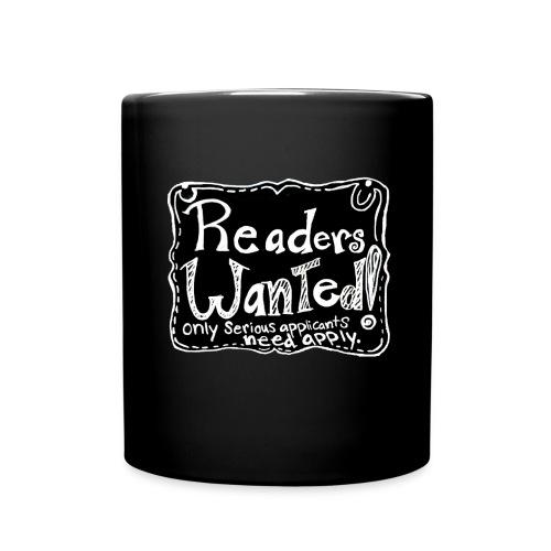 readerswantedlogo - Full Color Mug