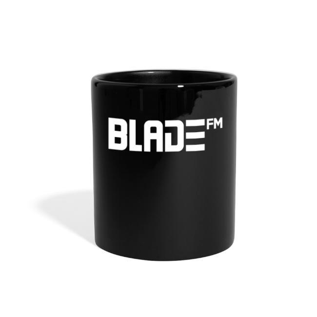 White BladeFM Logo