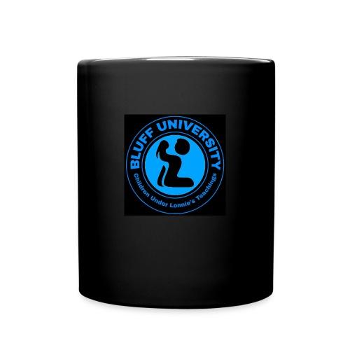BLUFF Black & Blue - Full Color Mug