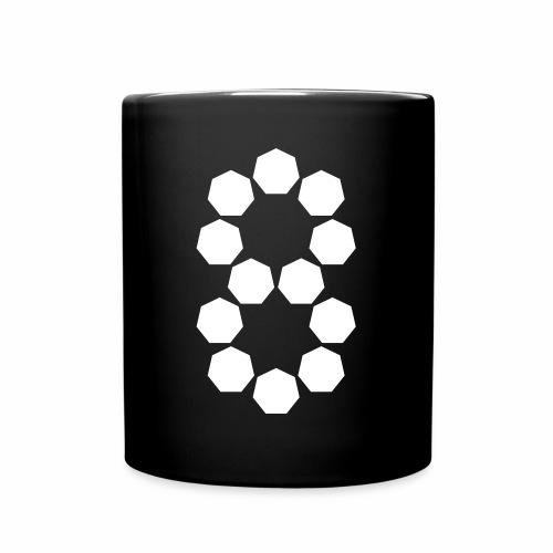 Heptagons - Full Color Mug