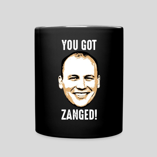 You Got Zanged - Full Color Mug
