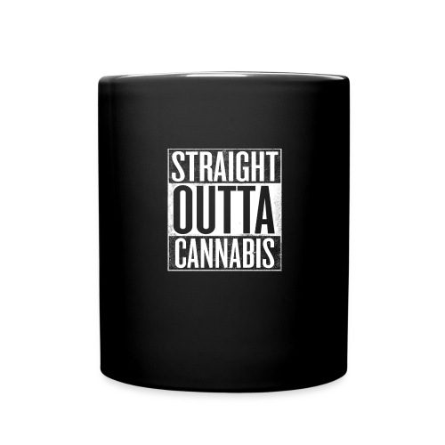 Straight Outta Cannabis™ - Full Color Mug