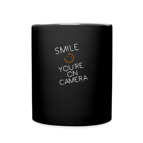 Smiley Cam Alert - Full Color Mug
