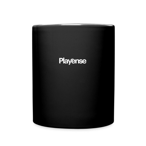 Playense White Logo - Full Color Mug