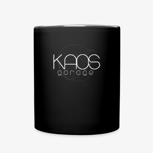 KAOS GARAGE LOGO updated - Full Color Mug