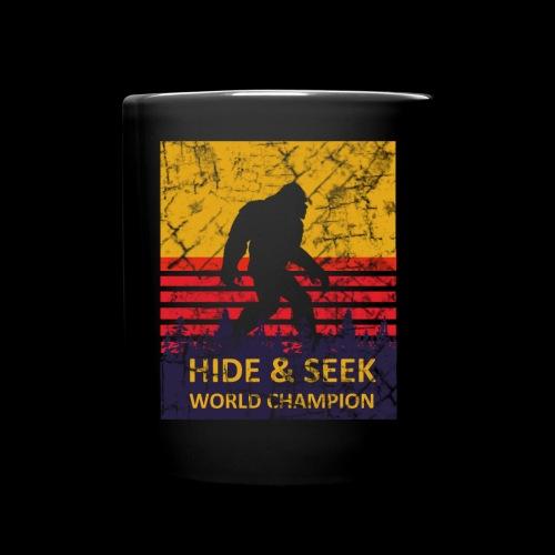 Hide And Seek World Champion T-Shirts - Full Color Mug