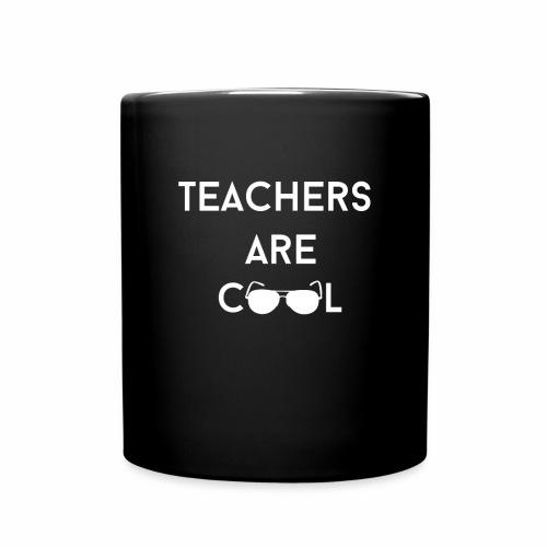 Teachers Are Cool - Full Color Mug