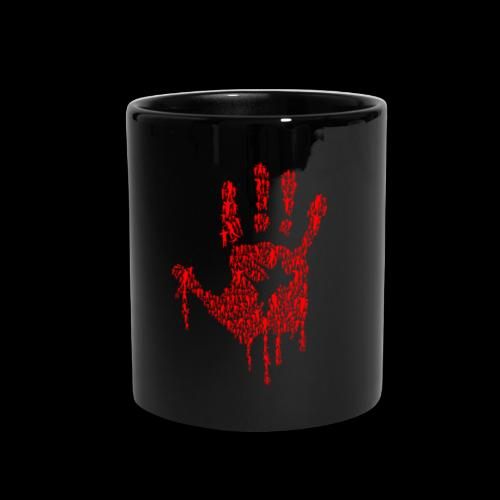 The Haunted Hand Of Zombies - Full Color Mug