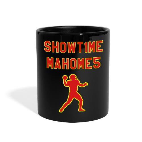 Showtime Mahomes - Full Color Mug