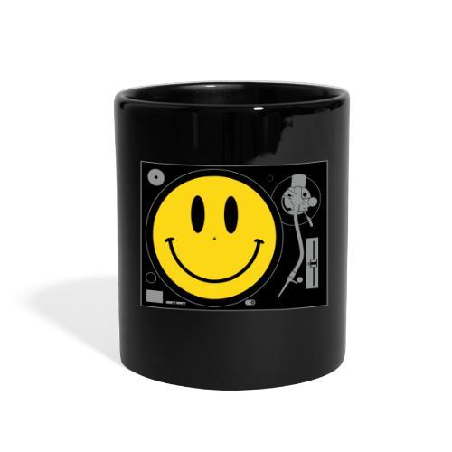Smiley Turntable - Full Color Mug