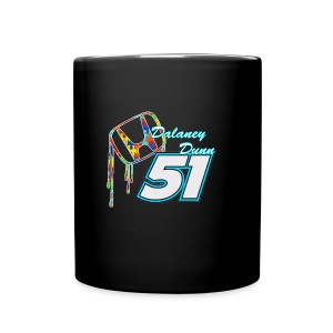 Dalaney Dunn Racing Logo - Full Color Mug
