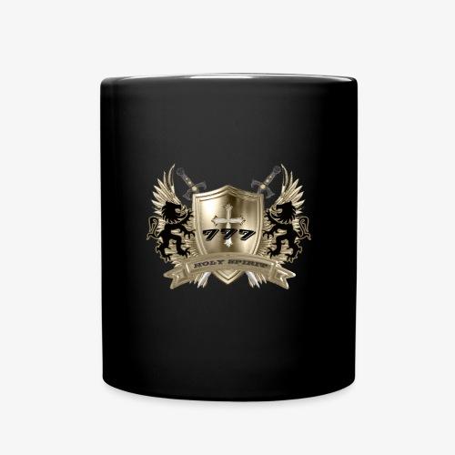 HOLY SPIRIT GOLD SHIELD - Full Color Mug