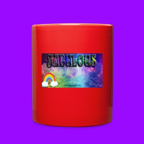 youtube - Full Color Mug